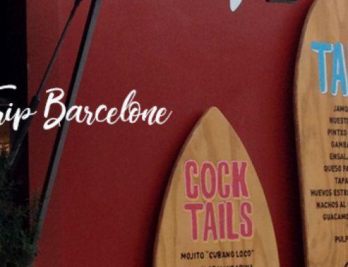 Road Trip à Barcelone
