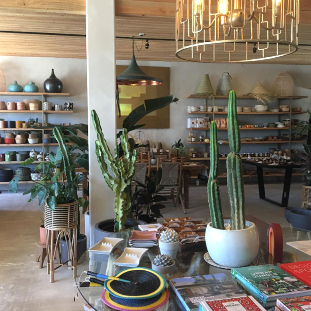 Acme style concept-store